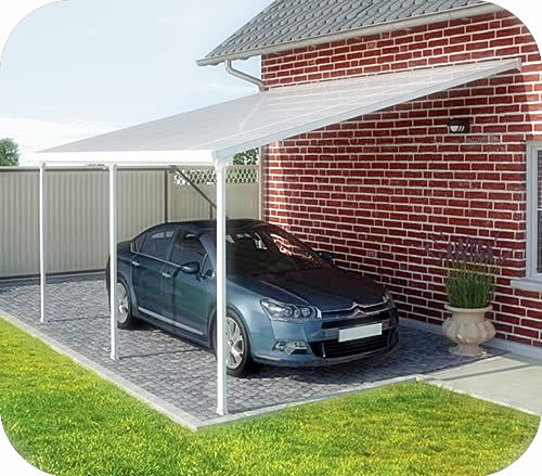 Aluminum Carports Kit 2020