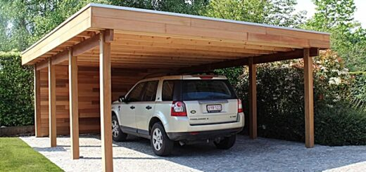 Metal Post and Beam Carports and Beyond